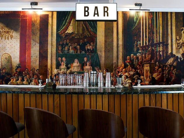 best shoreditch bars, devil's darling