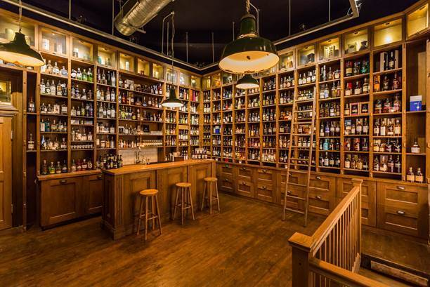 best bars in shoreditch, tt liquor