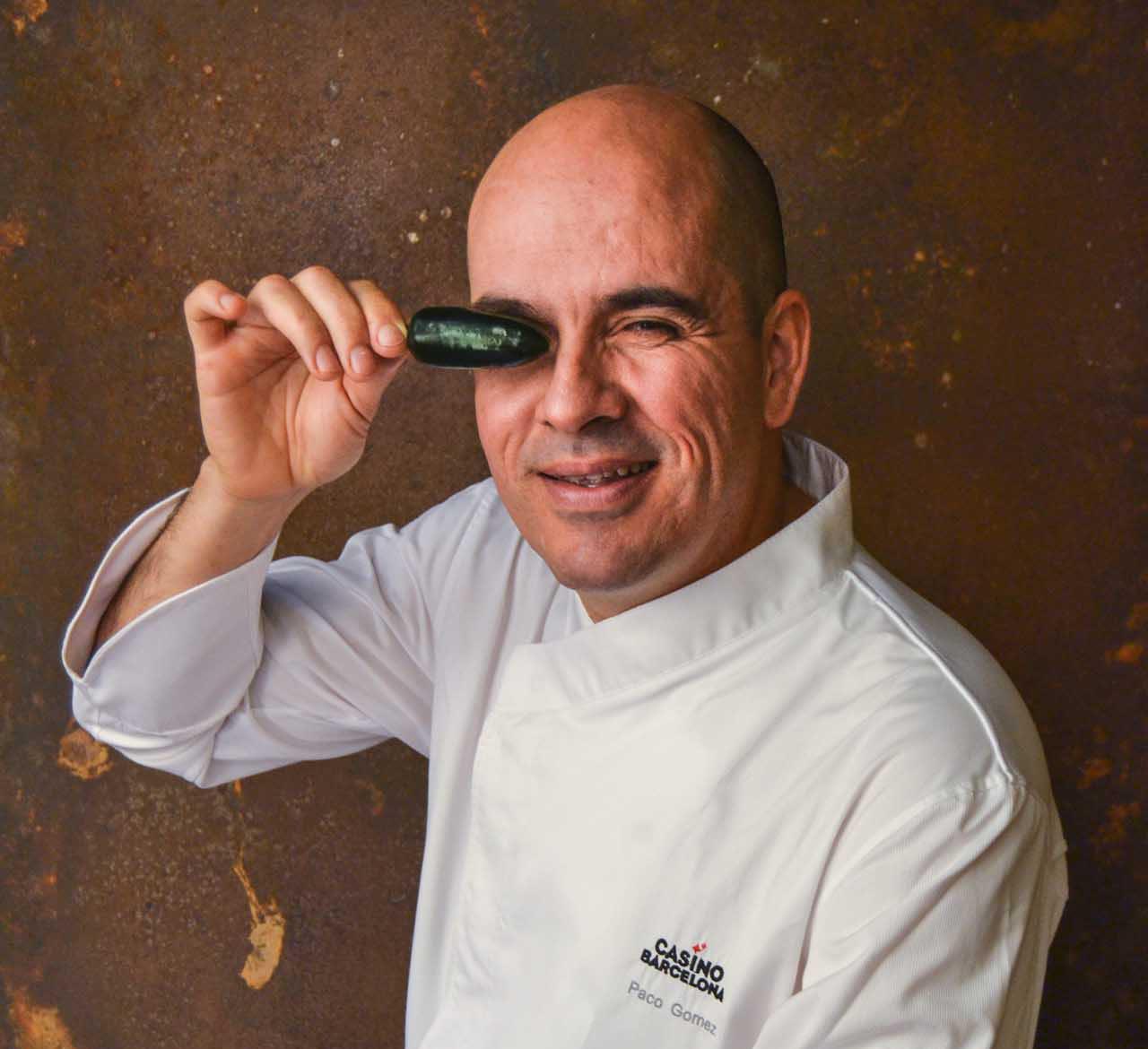 Chef Paco Gómez