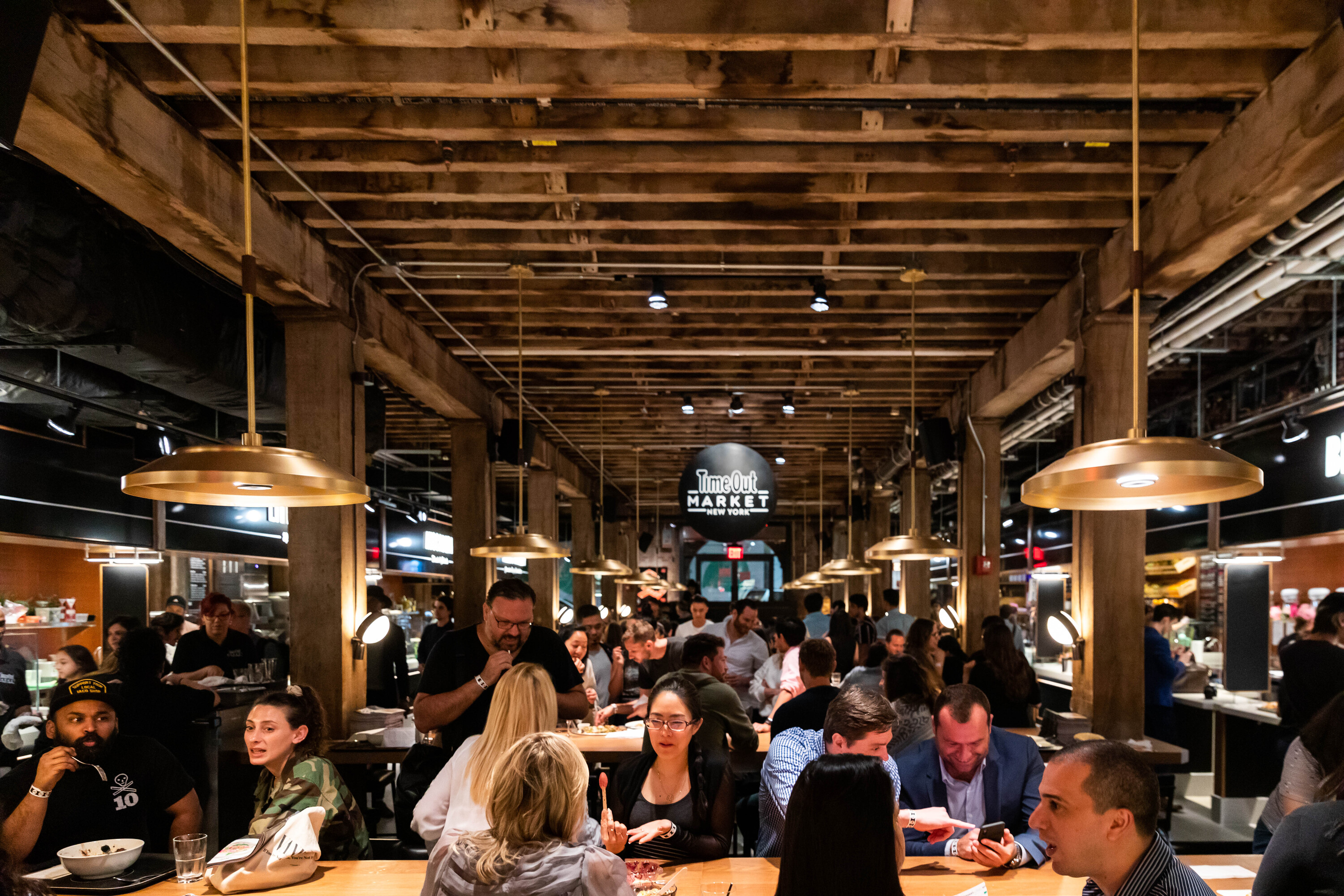 Time Out Market New York Opens In Dumbo Brooklyn