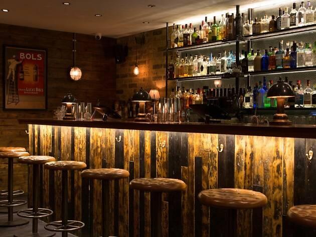 214 bermondsey, best london bridge bars