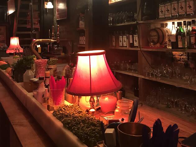 best london bridge bars, little bird gin residency