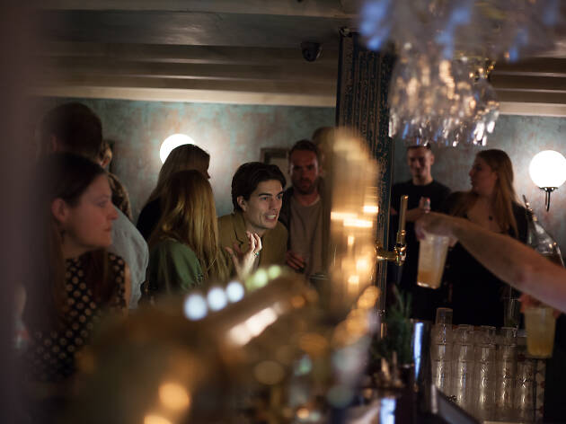best london bridge bars, omeara cantina
