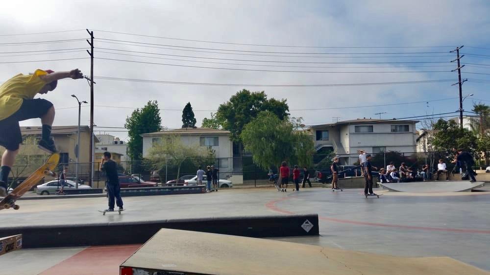 Stoner Skate Plaza