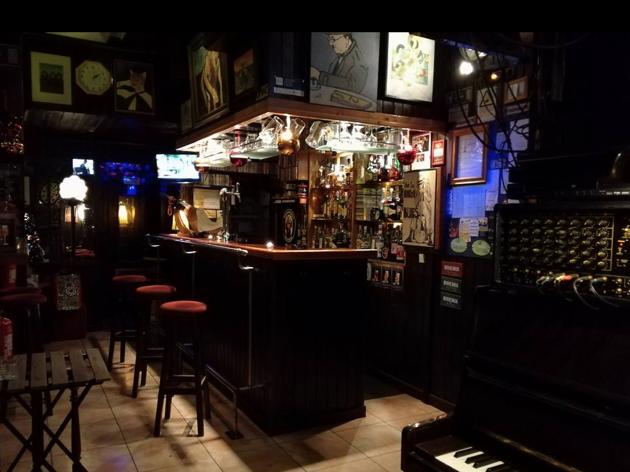 Bar Fadarius