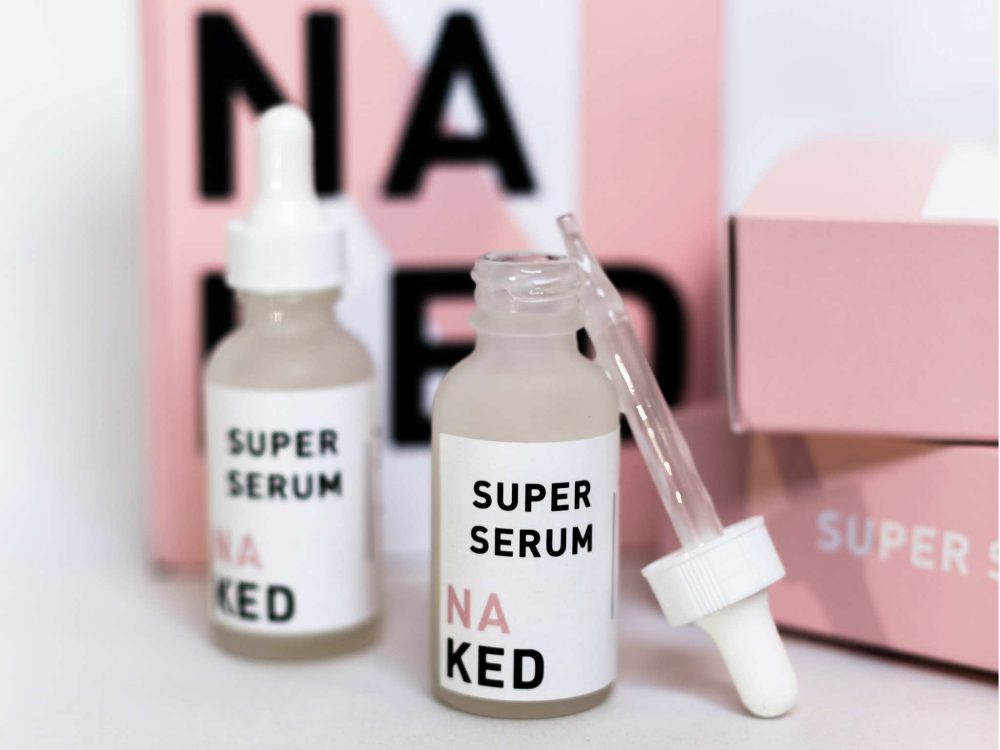 Serum Naked Lab