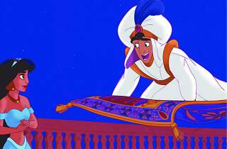 Ciclo de cine para niños: Disney antes del live action