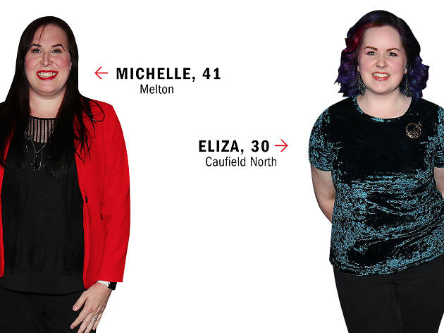 Dating IRL: Michelle and Eliza