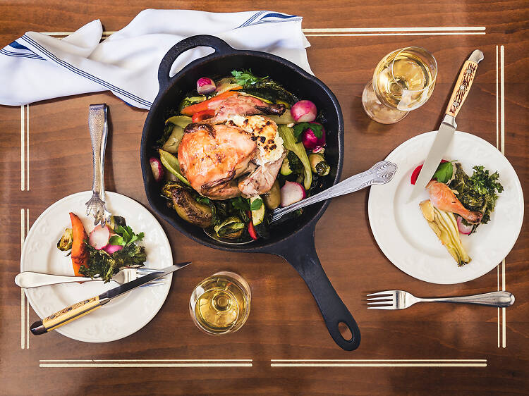 23 best Downtown Montreal restaurants with the hottest tables