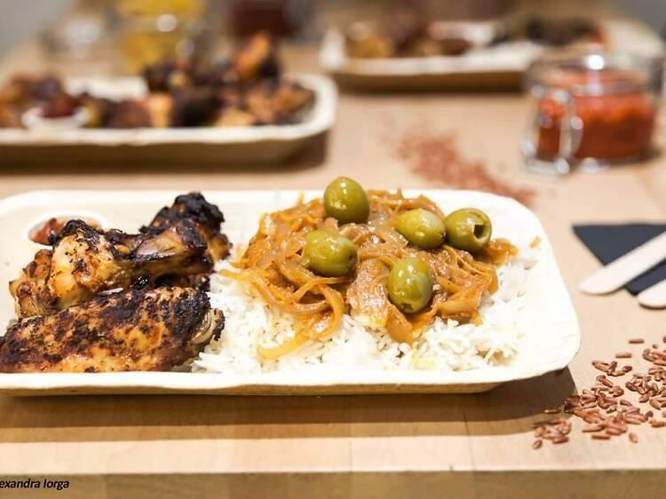 Osè African Cuisine St-Lazare