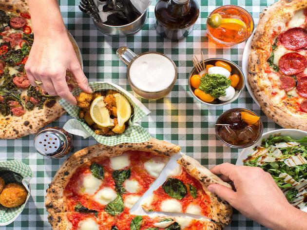 Pizza Pilgrims City of London