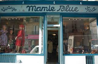Mamie Blue vintage clothes