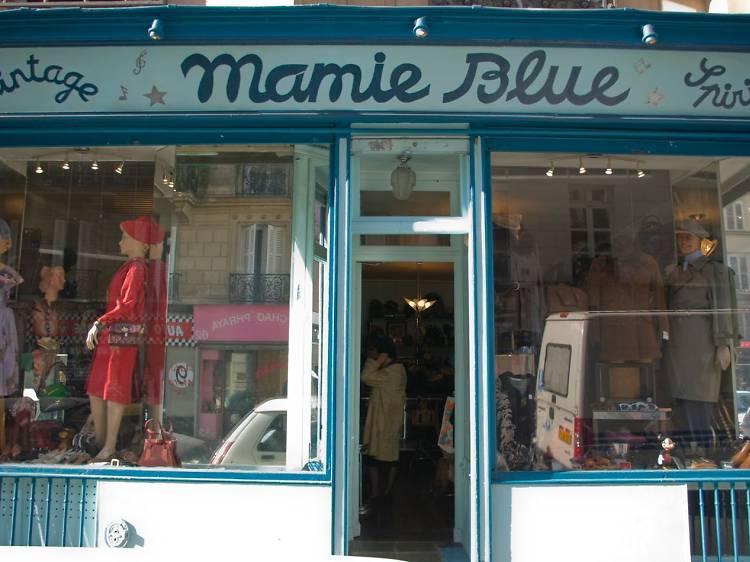 Mamie Blue