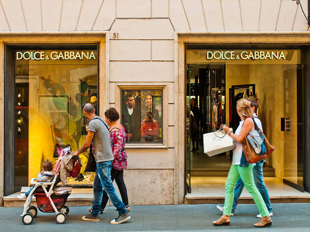 Where to go shopping in Rome