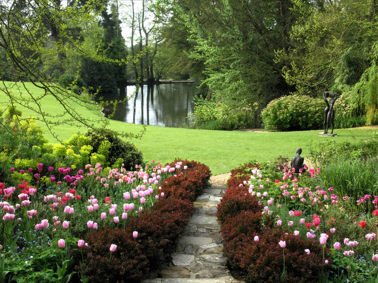 Pashley Manor Gardens, East Sussex