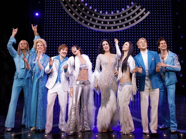 Bob Mackie on his dazzling costumes for The Cher Show
