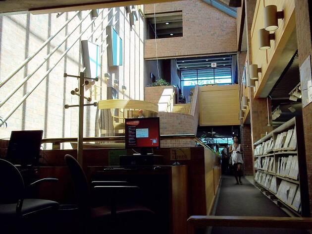 Bibliothèque Côte-des-Neiges