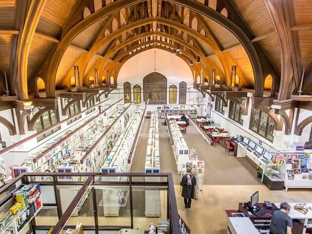 La bibliothèque Mordecai-Richler