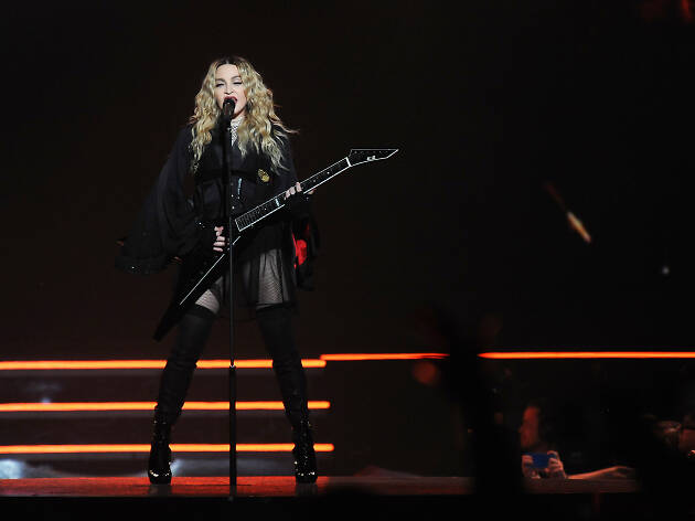 Madonna will play a finale show for World Pride in NYC