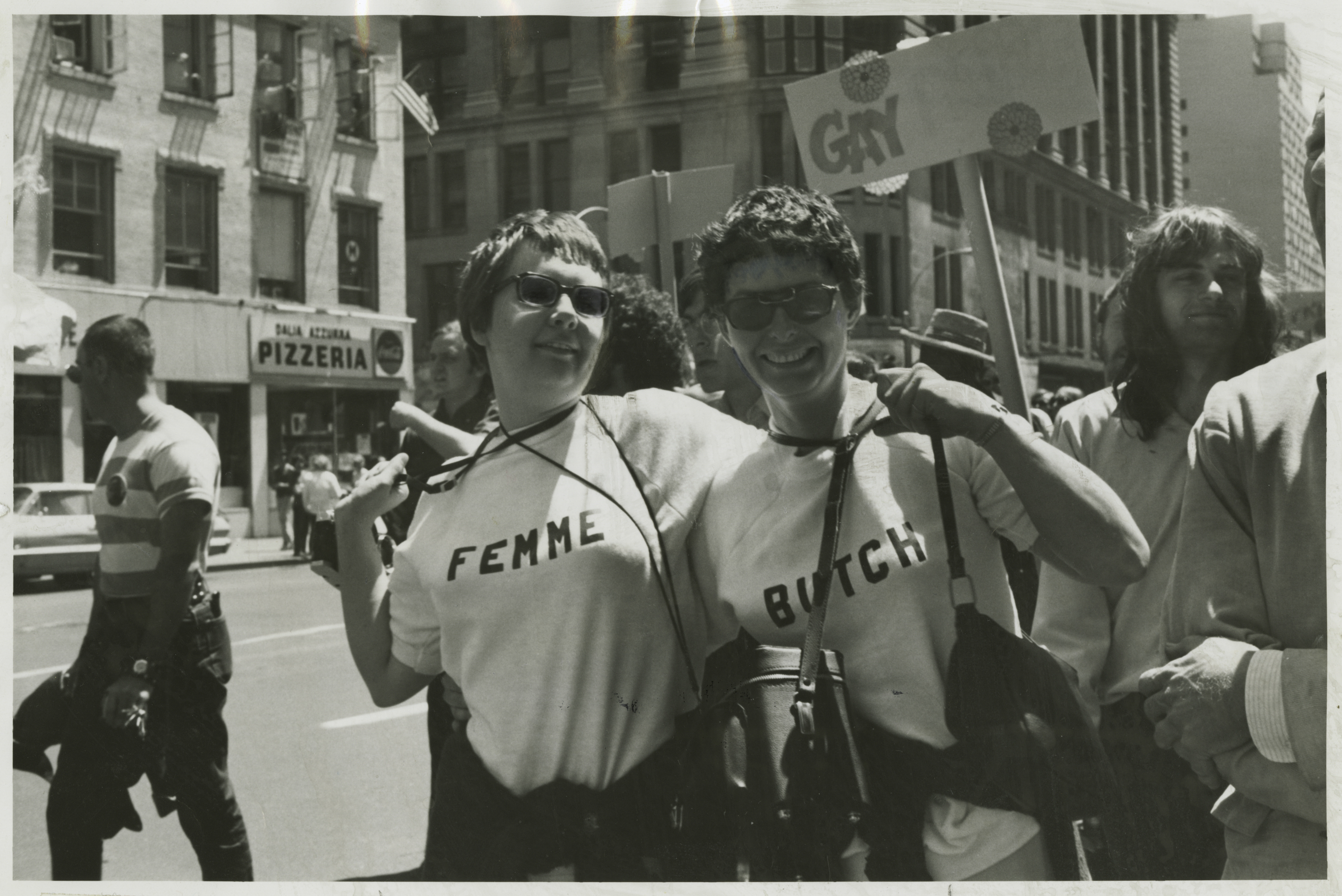NYC Pride March over the years