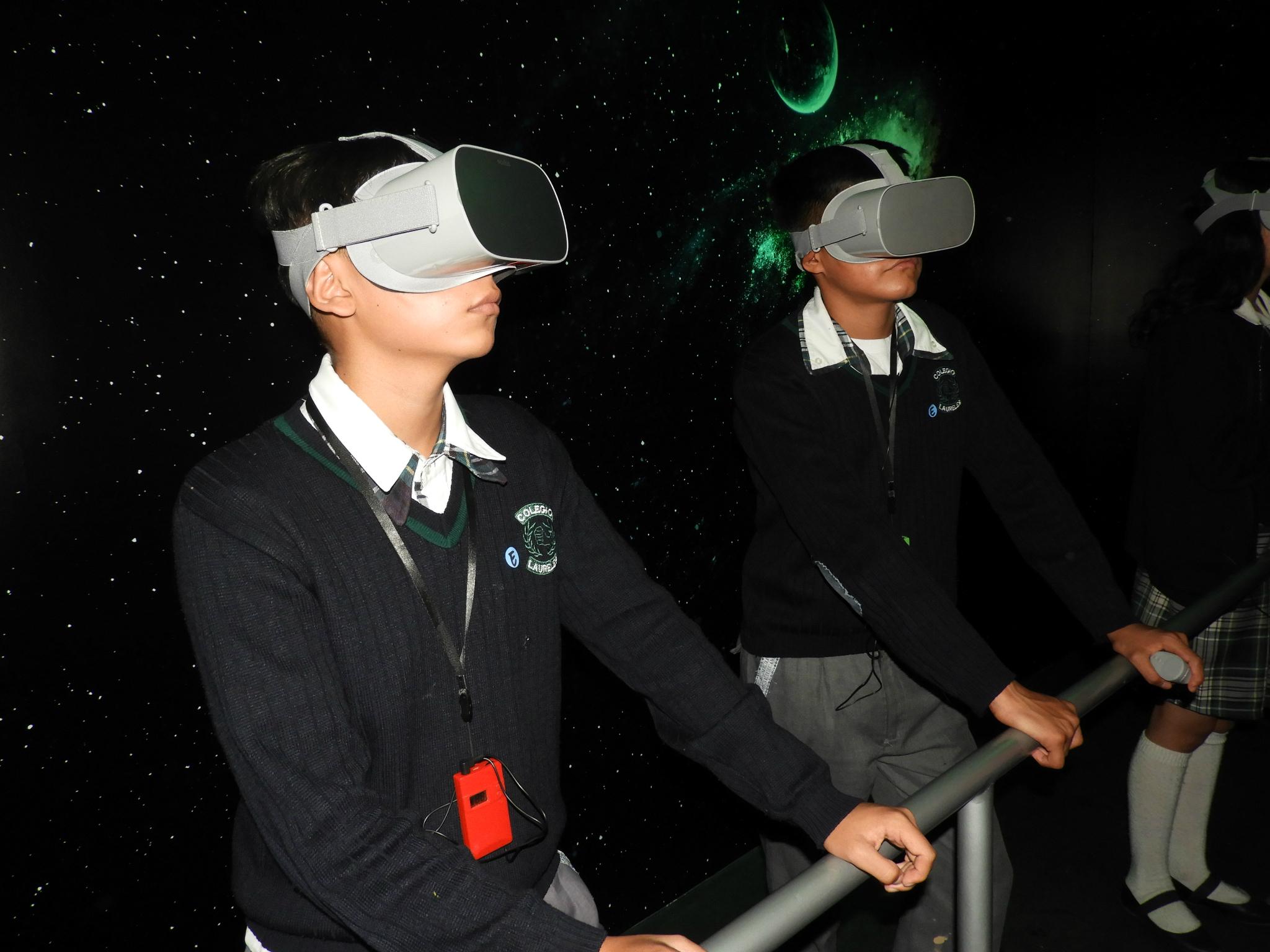 Academia Espacial de Ahorronautas
