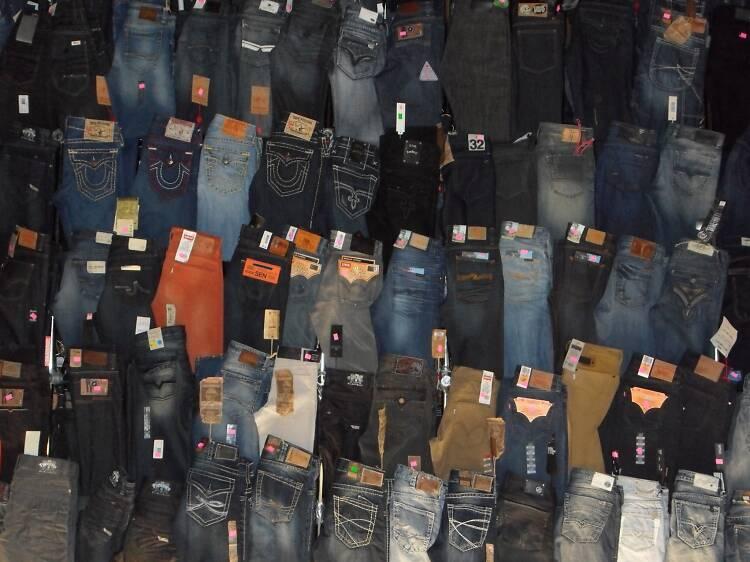 Trouvez une nouvelle paire de pantalons
