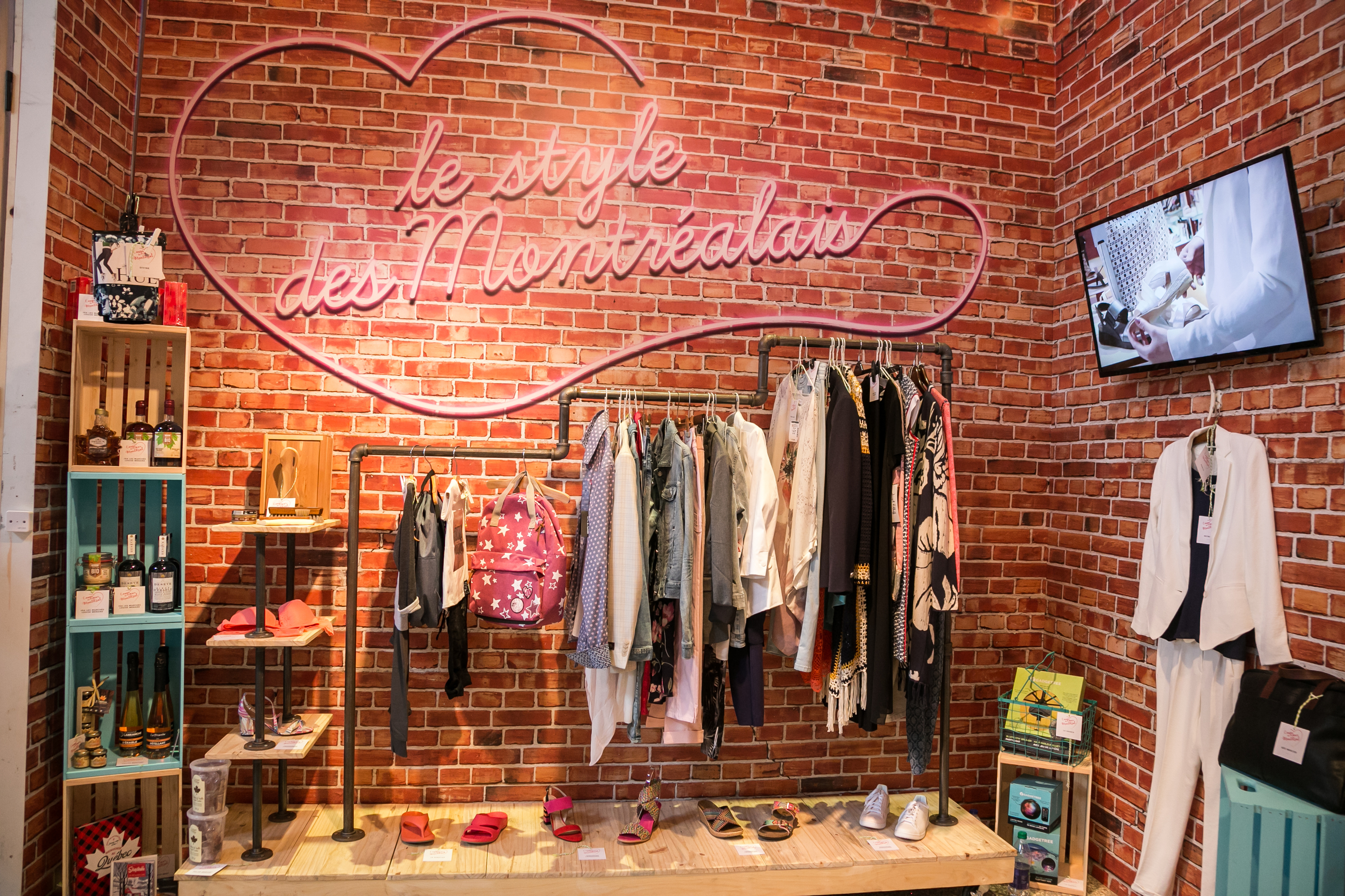 Where to go shopping in Montreal