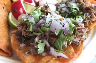 Teddy's Red Tacos birria tacos in Los Angeles