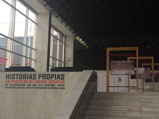 historiaspropias (Foto: Cortesía Centro Cultural Universitario Tlatelolco)