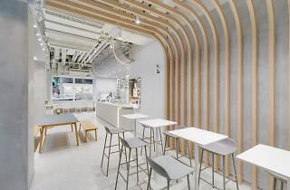 Noc Coffee Tin Hau interior