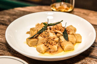 Gnocchi at Peppe's Bondi