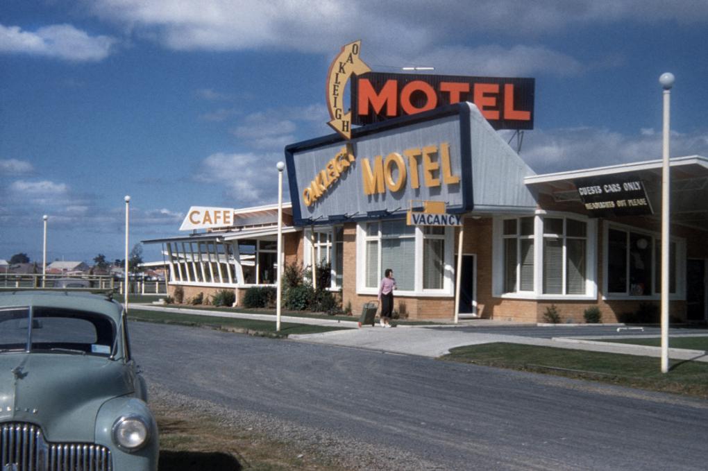 Oakleigh Motel retro motels feature 2019