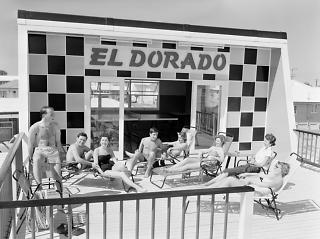 The Eldorado Motel retro motels feature 2019