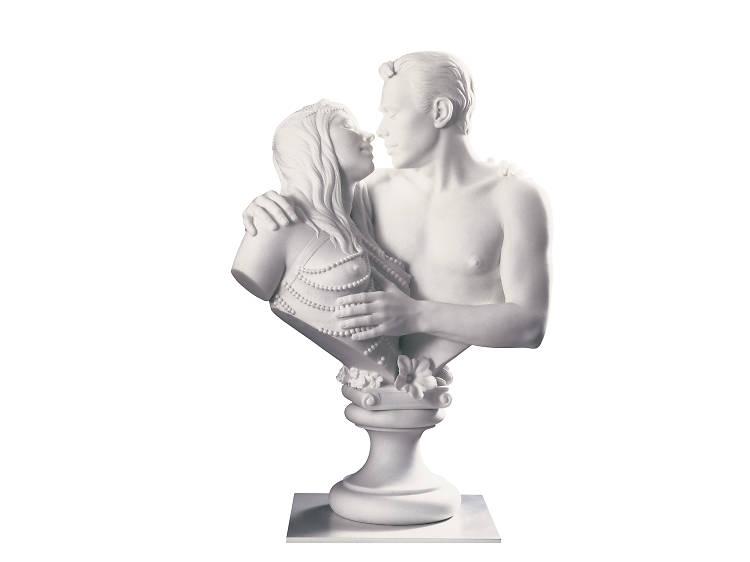 Bourgeois Bust—Jeff and Ilona (1991)
