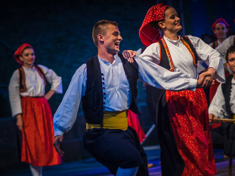 22nd International Festival of Folklore and World Flavours