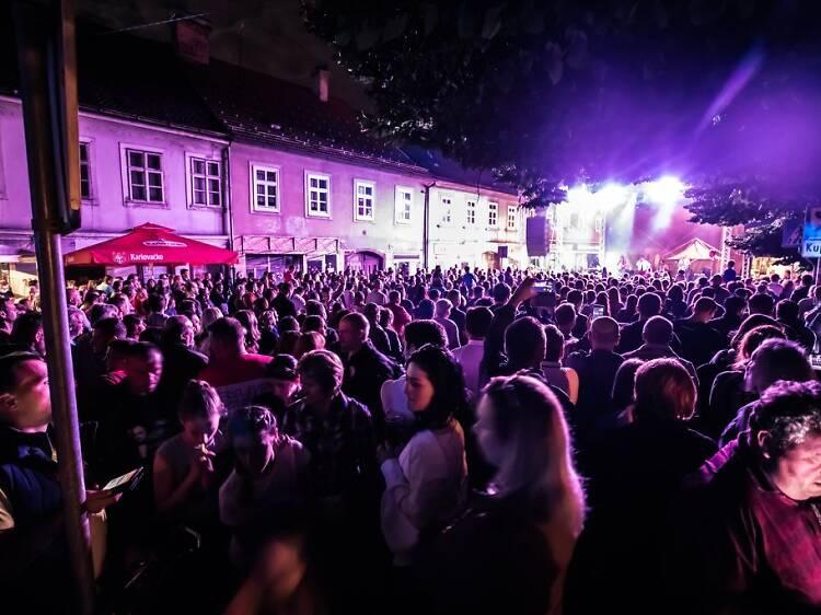 Karlovac Summer Stage