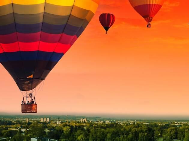 Karlovac Hot Air Ballon Festival