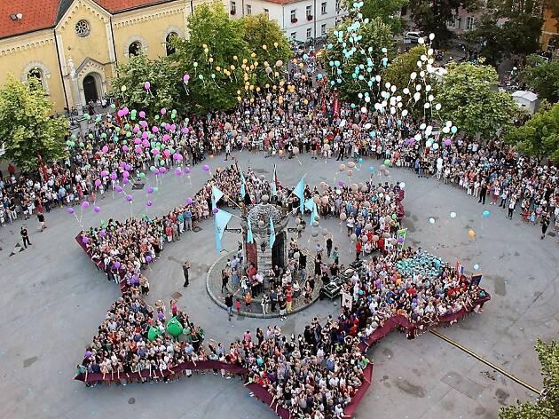 The 440 birthday of the City of Karlovac