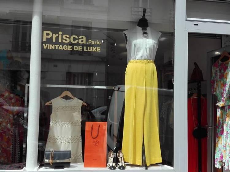 Prisca Paris
