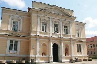 Zorin Dom city theatre