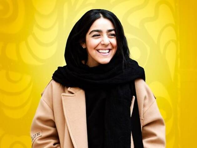 'Welcome to Iran' at Theatre Royal Stratford East