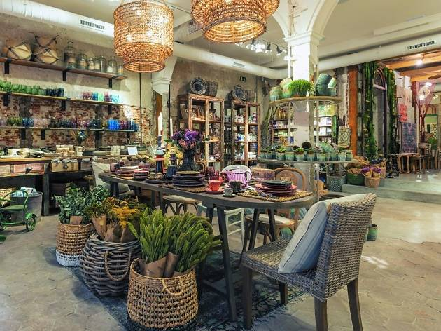 Las tiendas más bonitas de Madrid