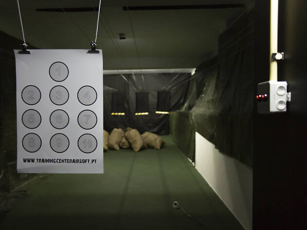 Training Center Airsoft