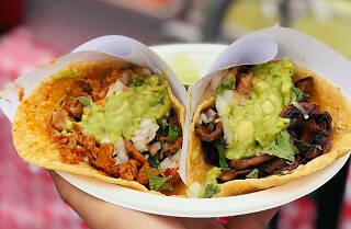 Tacos 1986 in Los Angeles