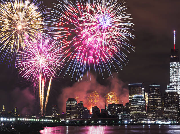 4th of July for kids in New York City