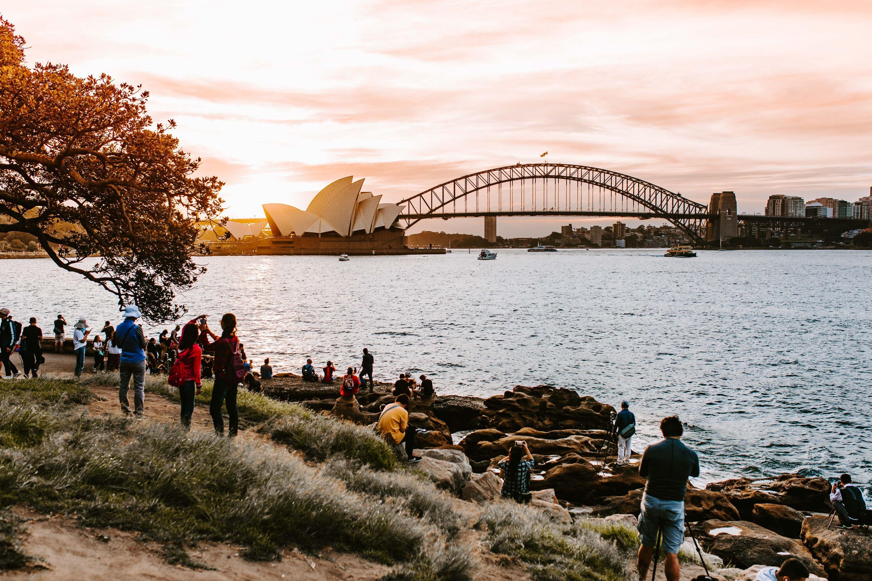 Sydney has been named the safest city in Australia