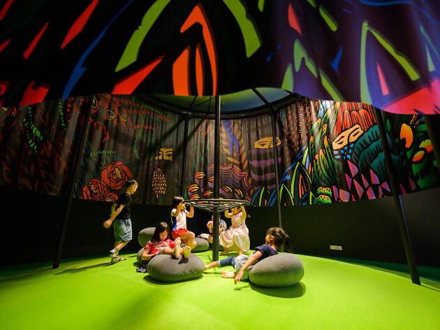 The best kid-friendly art exhibitions in Singapore