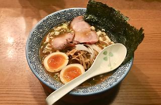 秋刀魚 中華そば 生粋-kissui