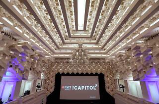Interior of Capitol Theatre in 2019