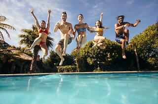 piscines barcelona